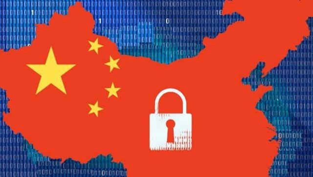 Chinese cyber law
