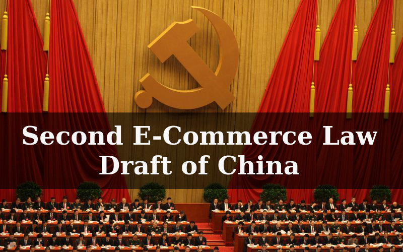 2nd China Ecommerce Law