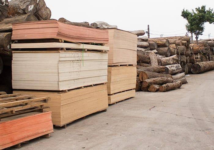 Hardwood Plywood Industry